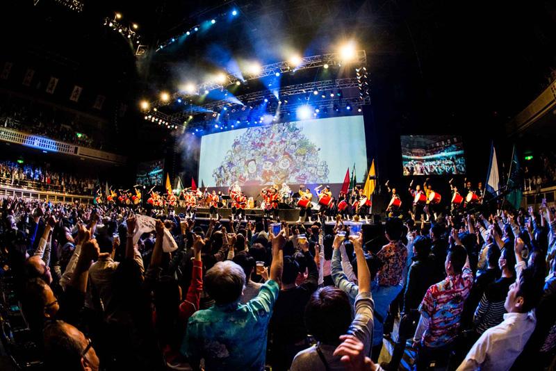 まるで沖縄にいるかのような感覚にさえなったBEGINの両国公演(撮影・浜野カズシ)
