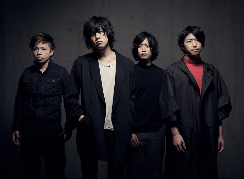 ギターの大屋真太郎が正式に復帰し、4ピースバンドとして新しいスタートを切ったLAMP IN TERREN