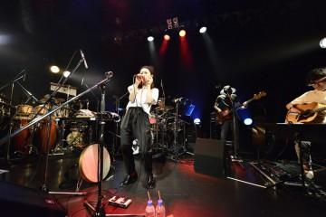 圧巻の歌唱力と歌の説得力で観客を魅了したNakamuraEmi(撮影・Rui Hashimoto(SOUND SHOOTER))