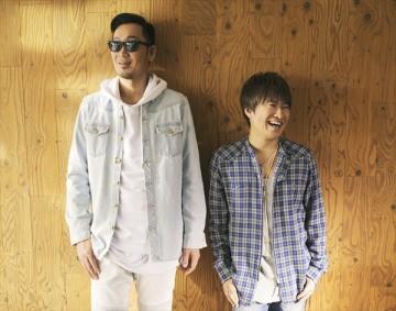 コブクロの小渕健太郎と黒田俊介