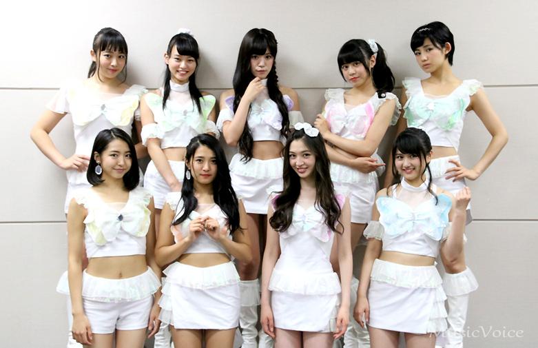 5枚目となるシングル「純愛カオス」をリリースした東京パフォーマンスドール