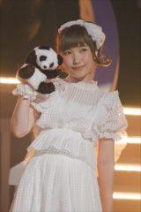 内田彩、豊かな色彩感と笑顔で満たした初の武道館ライブ