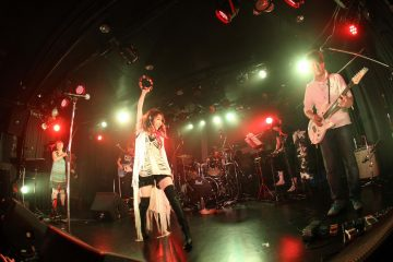 杏子とUNDER NORTH CLUB BAND