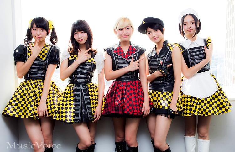改名後初のフルアルバム「ニッポンChu!Chu!Chu!」をリリースしたベイビーレイズJAPAN。10月には69時間にわたる音楽フェスを開催する