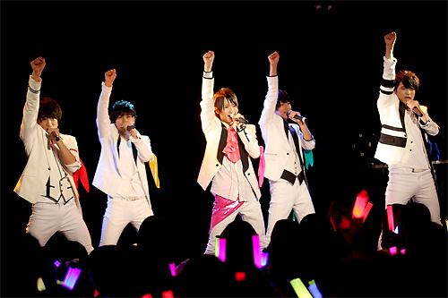 初の東京ライブをおこなったMAG!C☆PRINCE