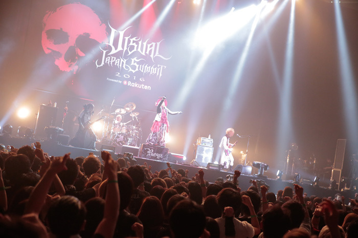 写真・Royz「VISUAL JAPAN SUMMIT」(1)