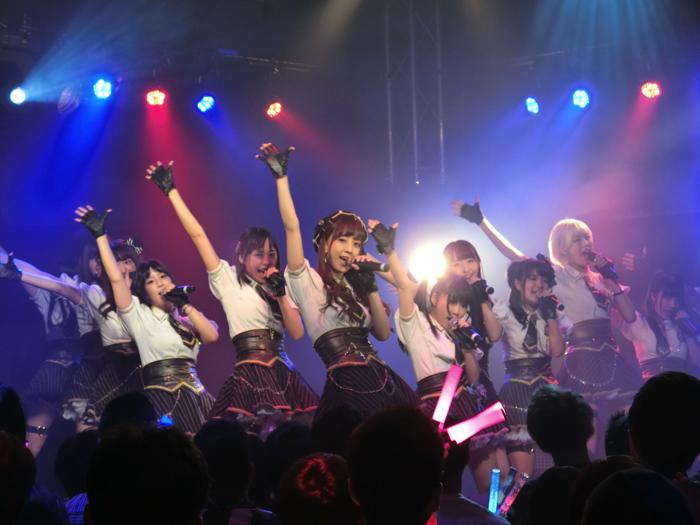 5組のアイドルが競演した『アイドル楽曲派!』CD発売記念イベント