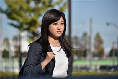 ドラマのワンシーン(日本テレビ系・レンタル救世主)