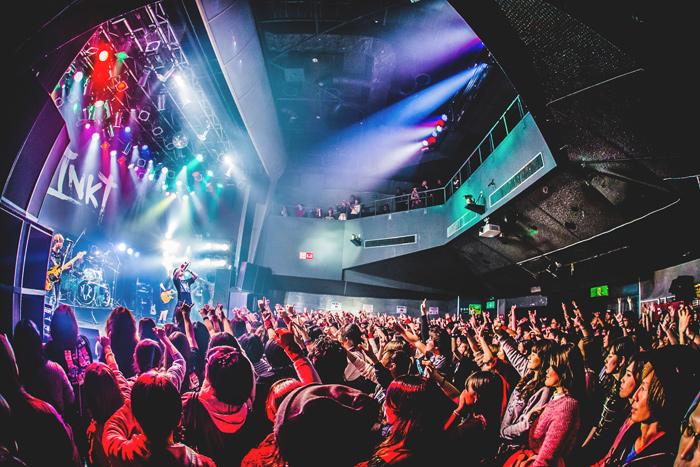 剝き出しの感情をぶつけ合ったINKT LIVE HOUSE TOUR 2016ファイナル
