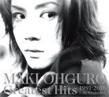 16年10カ月ぶりトップ5入りを果たした大黒摩季「Greatest Hits 1991-2016 〜ALL Singles+〜」(STANDARD盤)