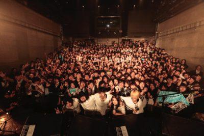 記念撮影(撮影・Yosuke Torii)