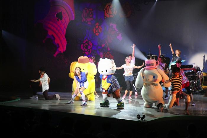 角松敏生がプロデュース、ミュージカルとバンドの生演奏を融合させた総合エンタテインメントショウ