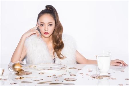 全国ホールツアーをおこなっている安室奈美恵