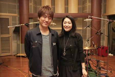 デビュー45周年シングル第2弾でコラボした小渕健太郎と石川さゆり