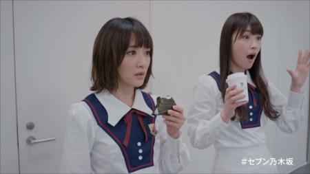 生駒里奈と松村沙友理