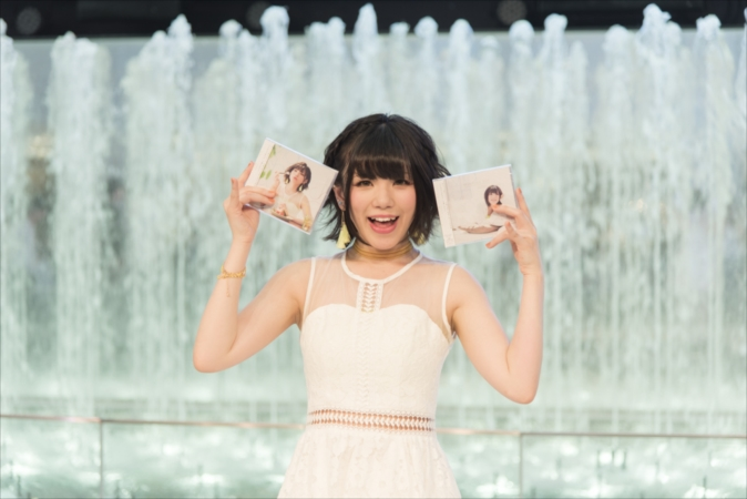 メジャーデビュー記念日に1stアルバム『SOL』のリリース記念イベントをおこなったMachico