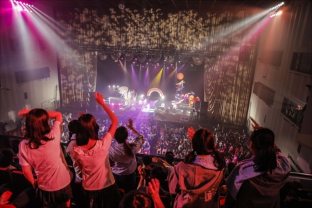 『井上苑子春ツアー2017 いぬうえ幼稚園入園式ともだち100人できるかな』のもよう
