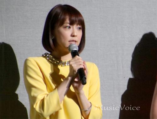 イベントで妹への想いを語った小林麻耶
