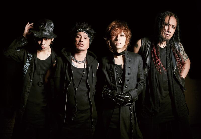 清春率いるバンド、sads。YUTARO(左端)の加入はバンドにどのような影響を与えるのか