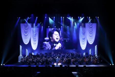 オリンピックコンサート2017に出演した中川晃教