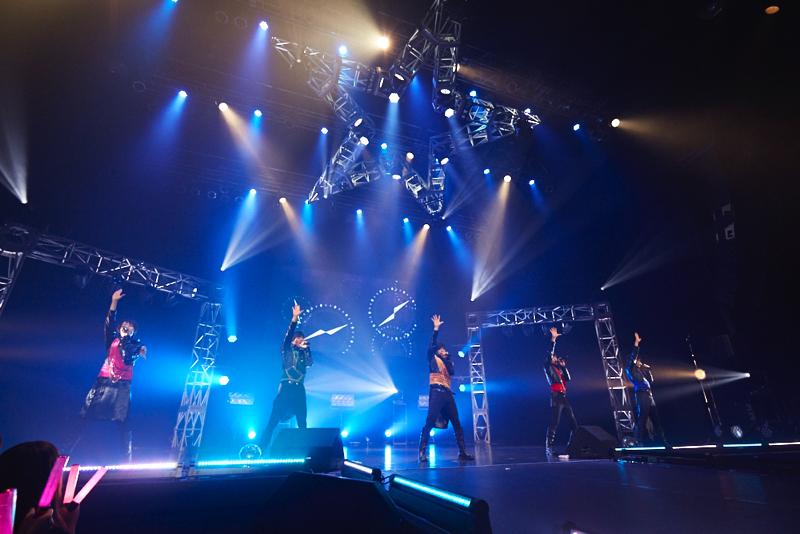 グループ初となる東京ワンマン公演をおこなったMAG!C☆PRINCE