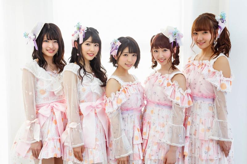 藤井愛願が卒業し5人体制となるシングルをリリースしたFlower Notes