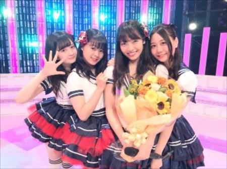 『AKB48 SHOW!』の最後の収録をおこなった二村春香