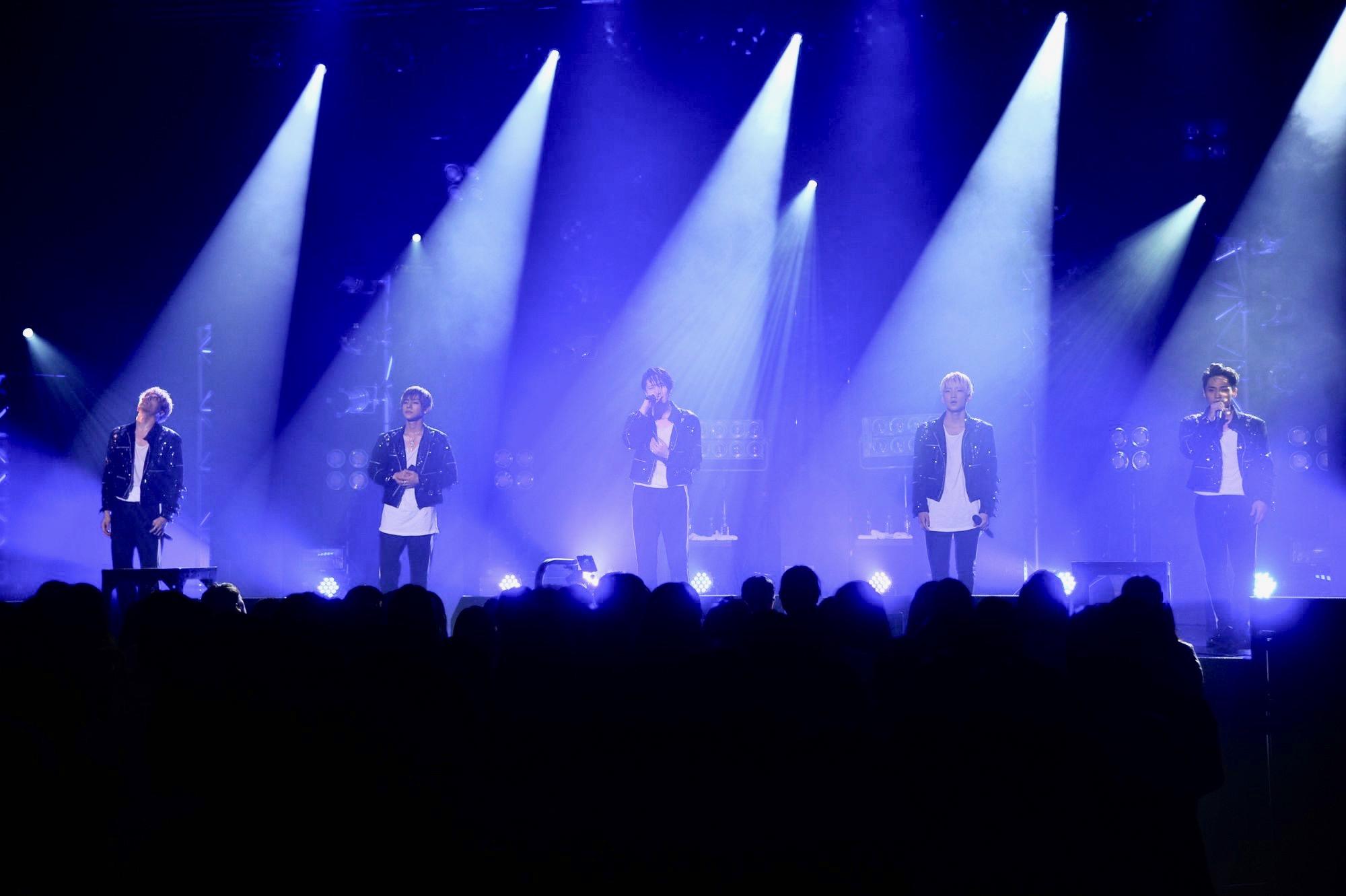 全国ツアー『X4 LIVE TOUR 2017 -Xross Mate-』の追加公演セミファイナルを開催したX4