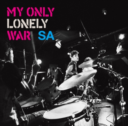 「MY ONLY LONELY WAR」ジャケット写真