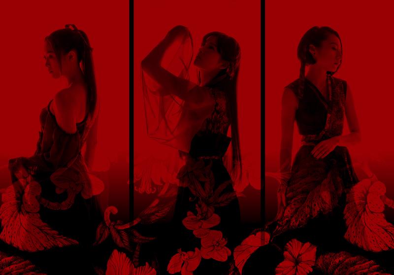 これまでのKalafinaの特徴とも違った、新たな1曲になったと話す「百火撩乱」をリリースしたKalafina