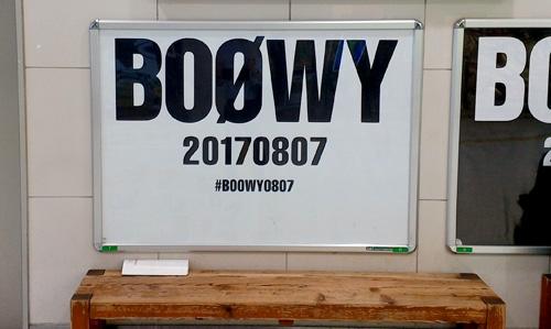 高崎駅構内に掲出されたポスター(提供写真)