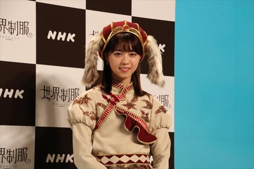 『世界征服 セカイセイフク』でMCを務める乃木坂46西野七瀬