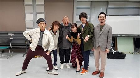 「A-Studio」に出演したOKAMOTO'S