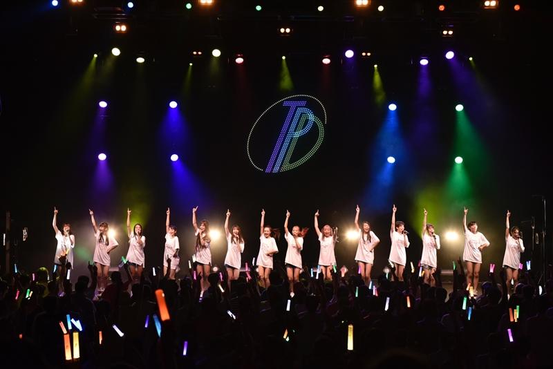 東京・恵比寿ガーデンホールで『東京パフォーマンスドール ダンスサミット 2017~Summer Glitter!〜Vol.3』 を開催した東京パフォーマンスドール