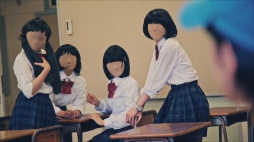 「イマドキの子」MVの一場面