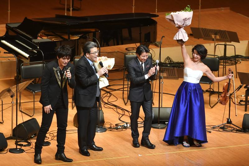 めざましクラシックス20周年を記念し、4日間5公演を東京藝術劇場でおこなった