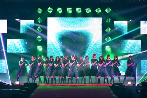 欅坂46(C)Rakuten GirlsAward 2017 AUTUMN/WINTER