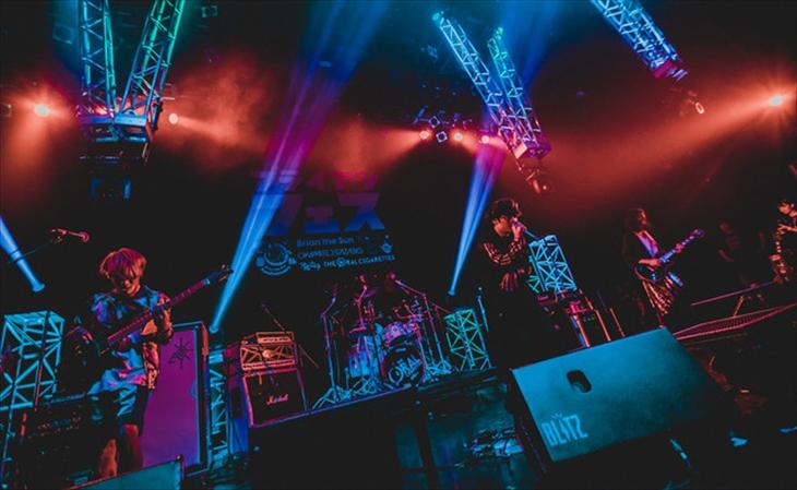 THE ORAL CIGARETTES(写真提供=EPICレコードジャパン)