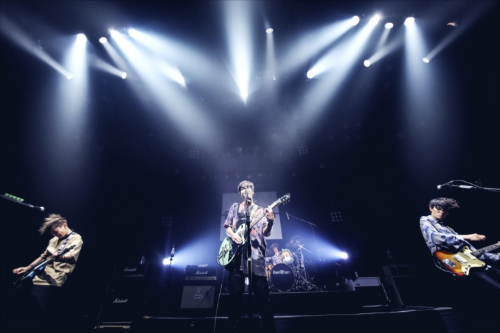 『Re:Wonder TOUR 2017』のファイナル公演を開催したBentham