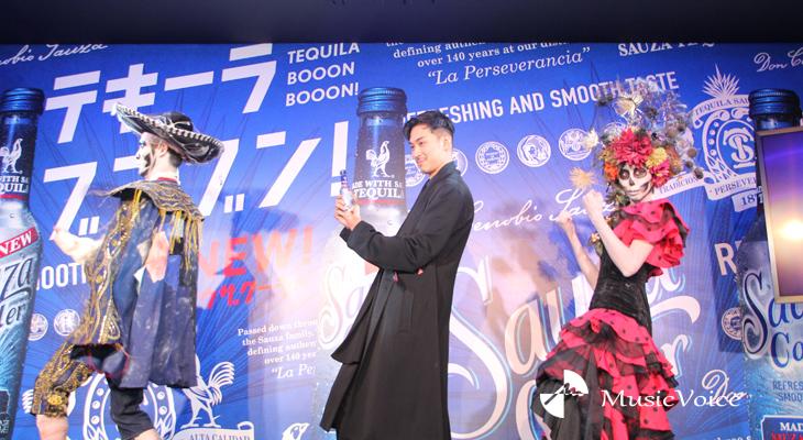 松田翔太、秋元梢との結婚は「分からない」ハロウィーンに意欲も