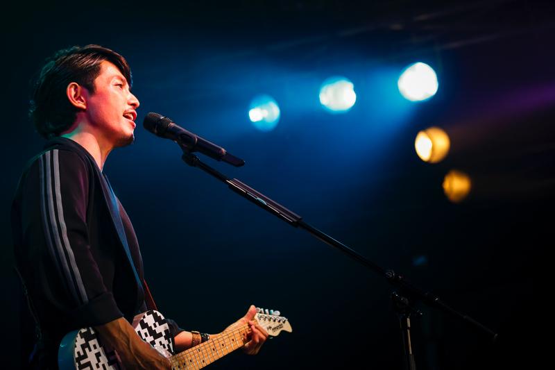 全国ライブハウスツアー『Naohito Fujiki Live Tour ver11.1 ~原点回帰 k.k.w.d. tour~』のファイナル公演をおこなった藤木直人