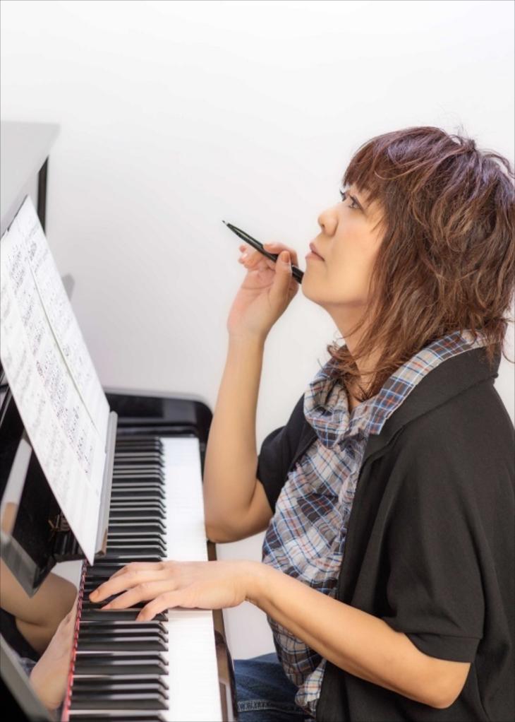 2年振りとなるアルバム『ハレルヤ』をリリースした川村結花