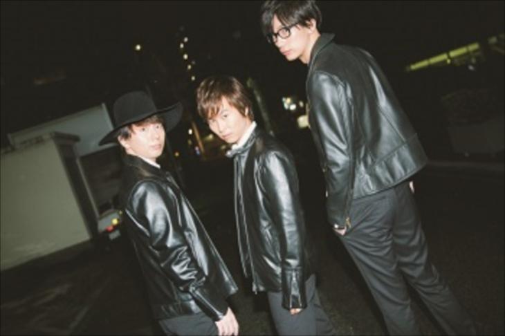 Trignal(「TVガイドVOICE STARS vol.4」(東京ニュース通信社刊) 藤本和典 撮影)