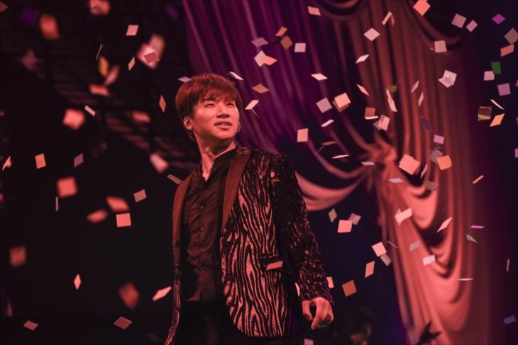 """""""トーク&ライブ""""全国ソロホールツアー『D-LITE (from BIGBANG) DなSHOW Vol.1』東京公演を開催したD-LITE"""