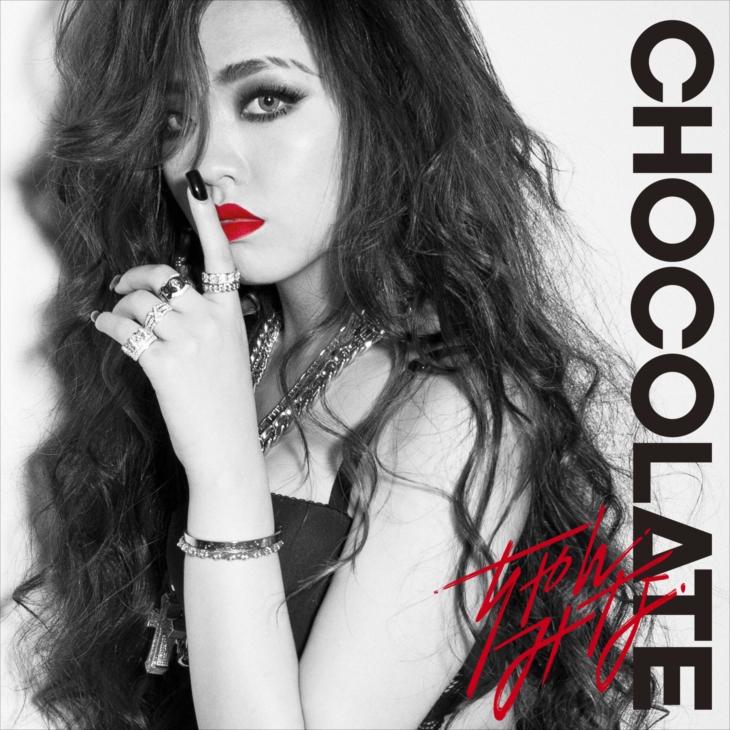 『CHOCOLATE』初回限定盤