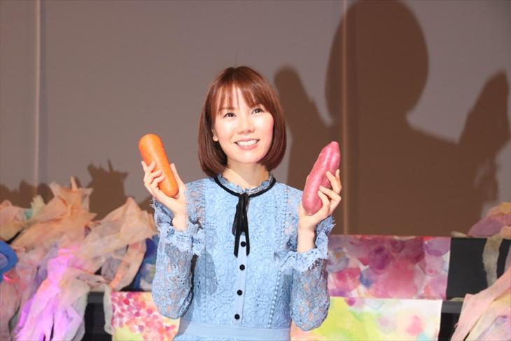 メジャーデビュー後、初ワンマンをおこなった半崎美子
