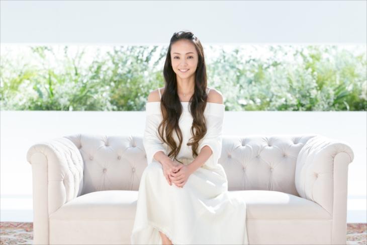 紅白に出演することが決まった安室奈美恵
