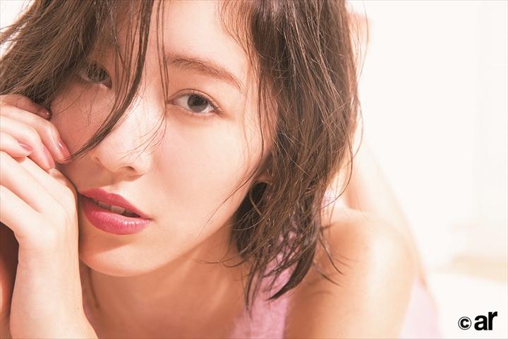 髪を切った後の松井珠理奈(提供・主婦と生活社)