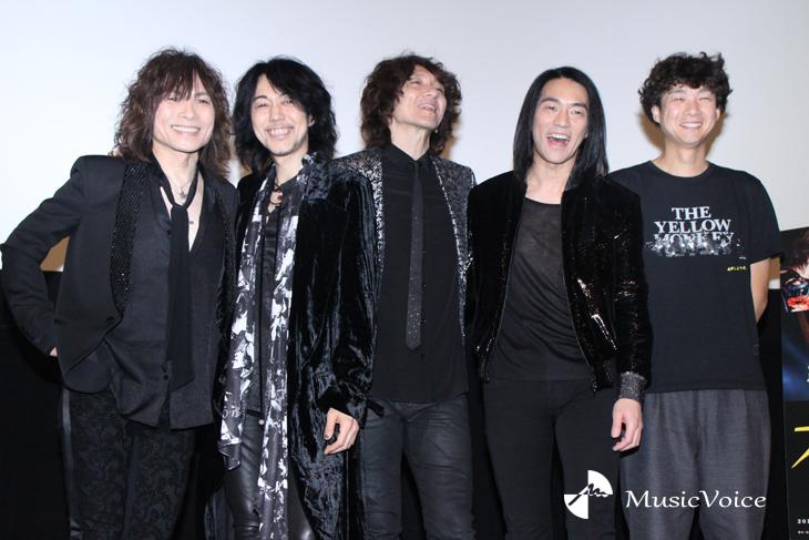 THE YELLOW MONKEYと松永大司監督