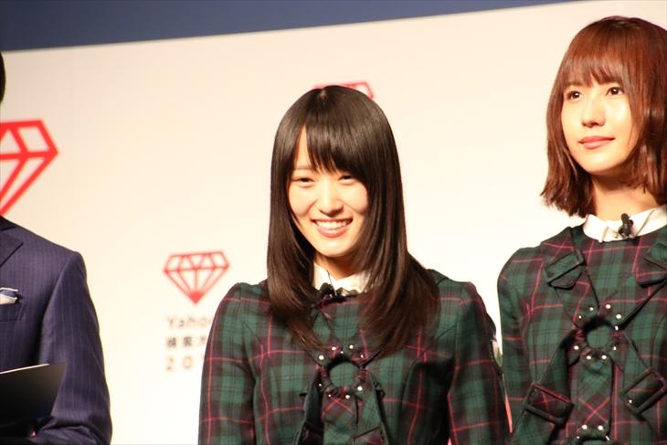 来年の抱負を語った、菅井友香